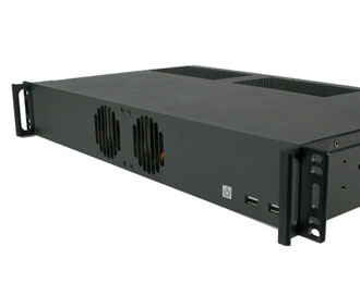 Intel Bay Trail 1.5U Rackmount Expandable Computer