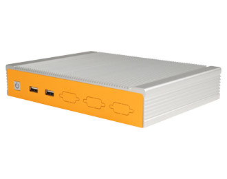 Industrial Low Profile Haswell Fanless Computer