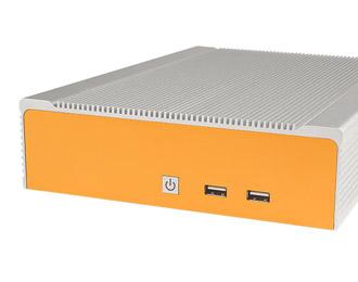 ML450G-52 Industrial Fanless Intel Kaby Lake/Skylake Computer