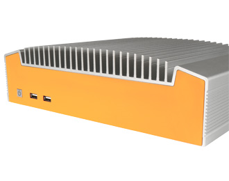 Industrial Fanless Intel Xeon Server Computer