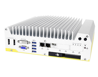 Neousys Rugged Intel Skylake In-Vehicle Computer with PoE
