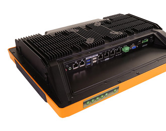 Full IP65 Intel Core Rugged Panel PC