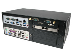 Logic Supply Compact Case with 4x Hot Swap Bays