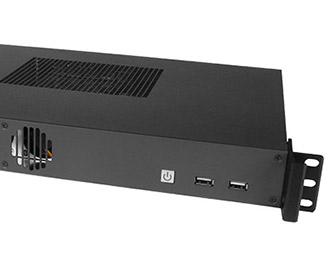 1U Rackmount Computer with Intel Skylake