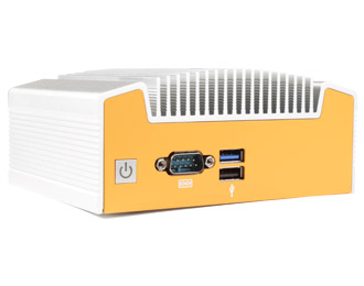 Industrial Fanless NUC with pfSense® Software