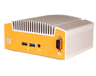 Broadwell Industrial Fanless NUC Computer