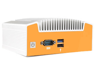TM100 Industrial Fanless NUC