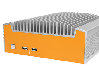 ML500G-30 Industrial Fanless Computer