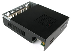 Emissions Details of the Logic Supply NUC Computer Case