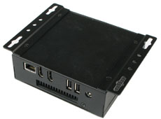 NC200 Mountable chassis for the Intel NUC