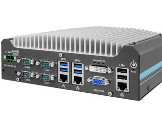 Neousys Rugged Intel Skylake Fanless Computer