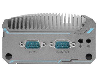 Neousys Rugged Intel Apollo Lake Fanless Computer