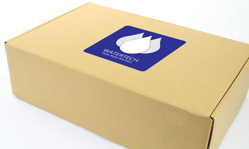 Branded Decal For Packaging