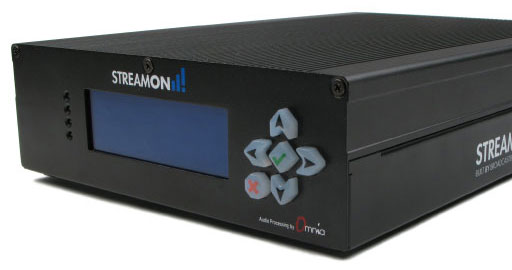 StreamOn Custom Industrial Computer