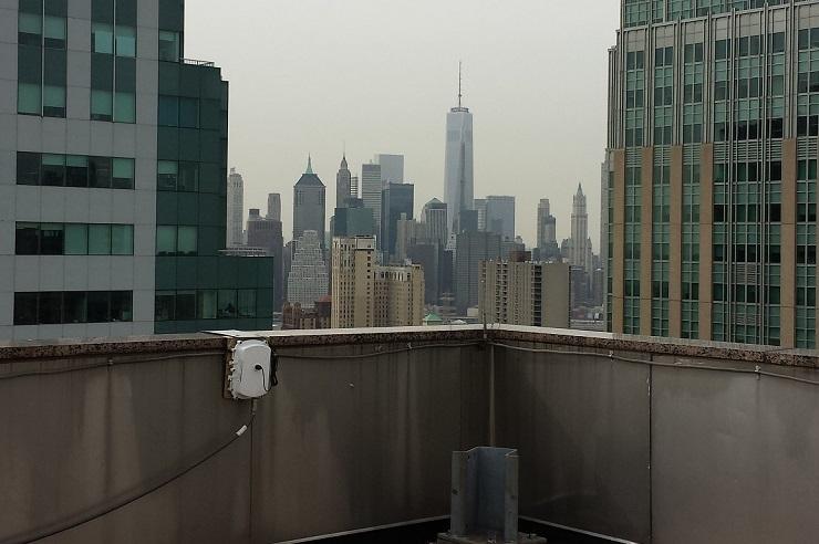 Middleton Spectral Vision New York Skyline