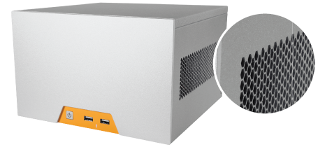 MC850 Commercial Computer Advanced Cooling