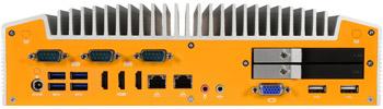 Industriële Ventilatorloze Intel Skylake Computer