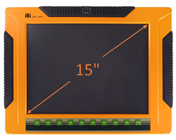 15 in. Full IP65 Intel Core Rugged Panel PC